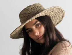 Seabreeze Seagrass Hat