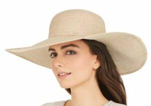 Sophia Floppy Straw Sun Hat