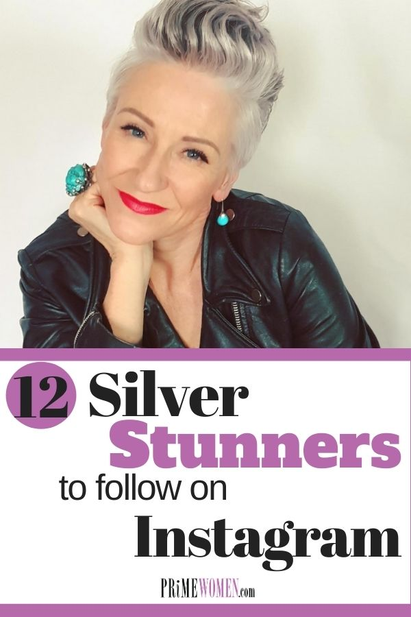 12 Silver Stunners to follow on Instagram