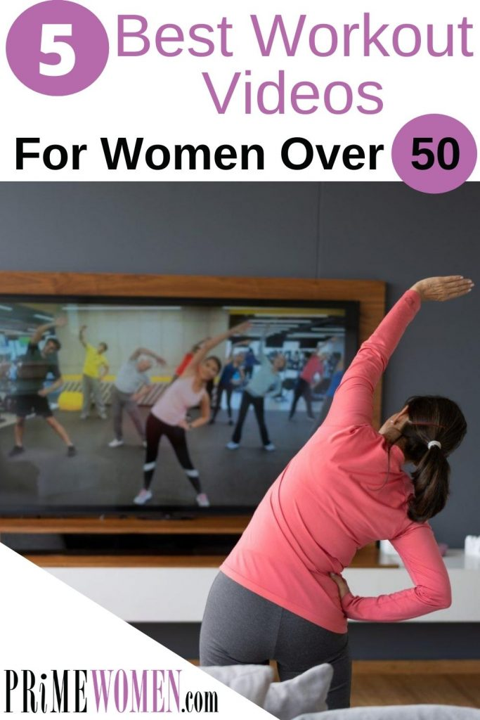 5 Best Workout Videos for Women over 50