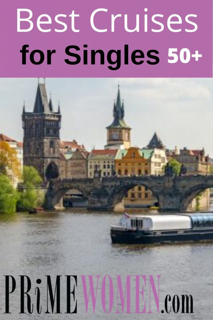 Best Cruises for Singles 50+