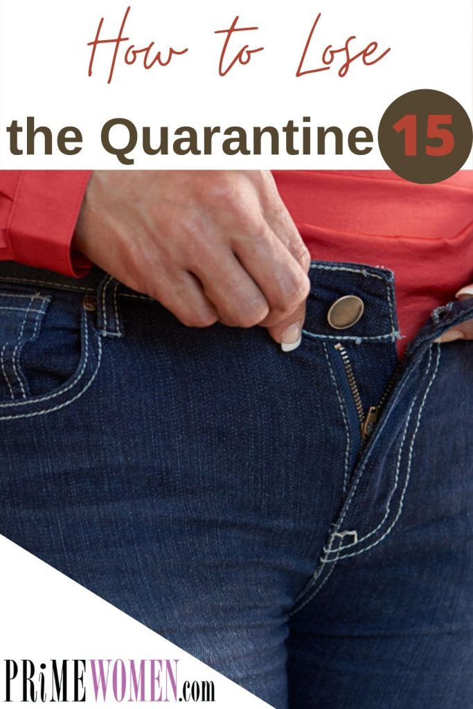How to Lose the Quarantine 15