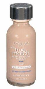 L'Oreal True Match Super-Blendable Foundation Makeup