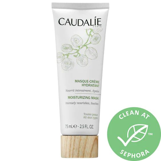 Caudalie Masque-Creme Hydratant is great for dry skin