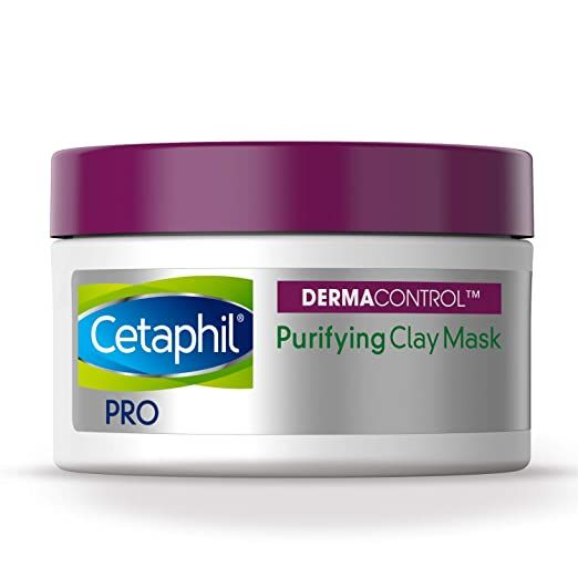 Cetaphil DermaControl Clay Facial Masks For Oily Skin