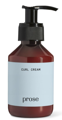 tame post-menopause frizz with Prose curl cream