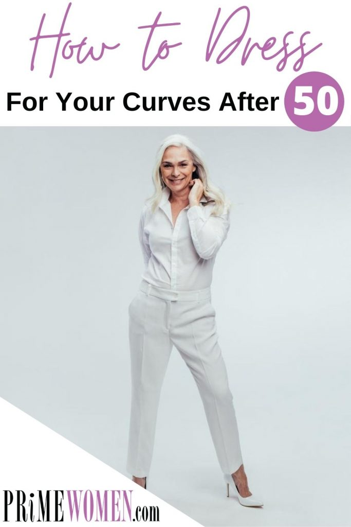 How to dress for your curves after 50