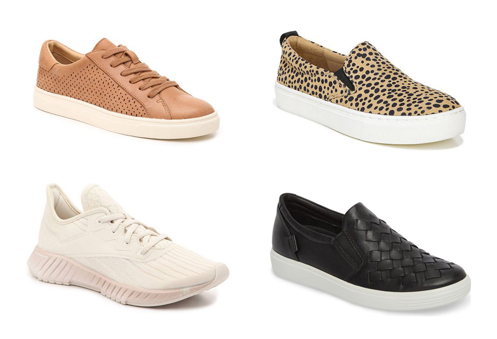 What We're Loving: Comfortable Sneakers For Summer and Fall