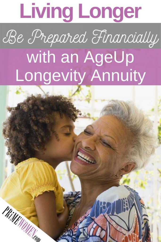 Living Longer - Be prepared financially with an AgeUp longevity annuity
