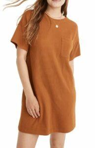 Madewell Rib T-Shirt Dress
