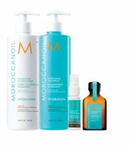 Moroccanoil Shampoo & Conditioner Set