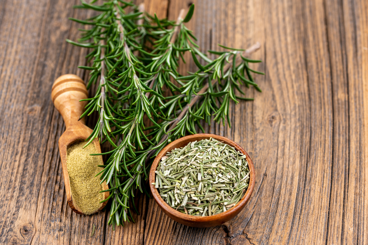 Rosemary and anti-aging benefits
