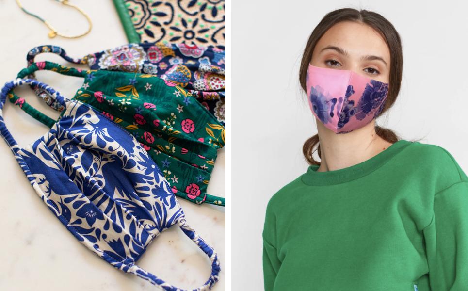 Stylish Face Masks You Won't Mind Wearing In Public | PRIMEWomen.com