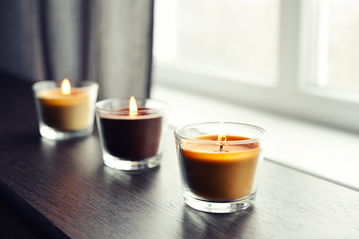 10 Cozy Scented Fall Candles You'll Love
