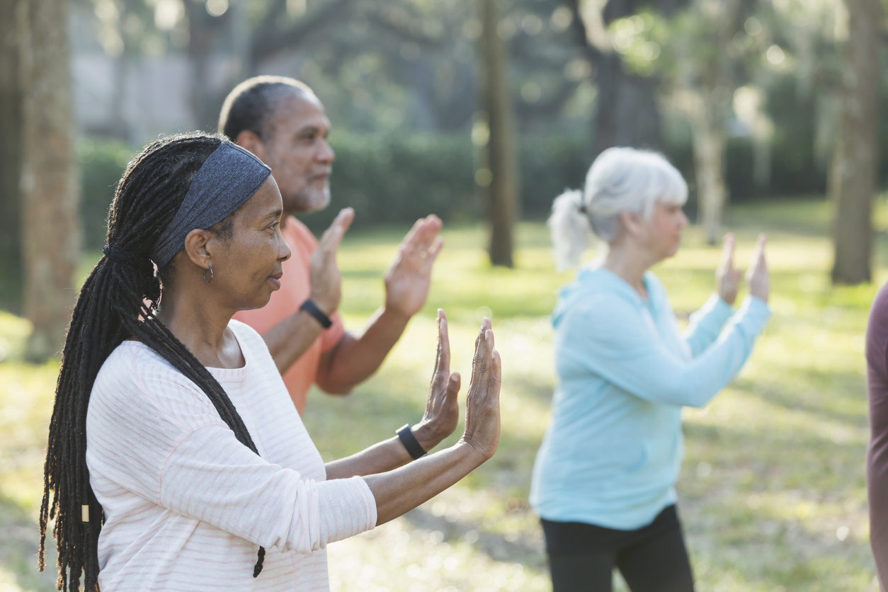 Why Tai Chi and Qigong Are Effective Exercises For Mature Women | PRIMEWomen.com