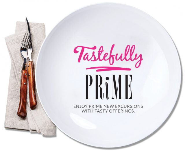 Say Hello To 'Tastefully Prime,' Our New Cooking/Lifestyle Show