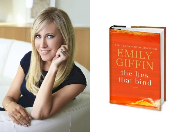 Chatting With Emily Giffin, The Author of 'The Lies That Bind'