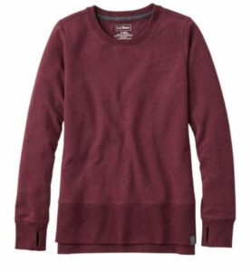 LL Bean Cozy Sweatshirt