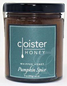 Pumpkin Spice Honey