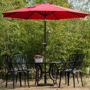 Rhinecliff 9' Market Umbrella