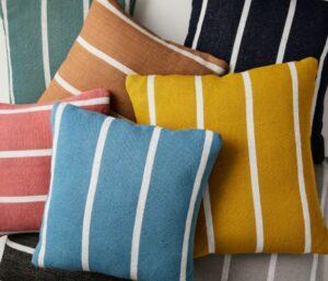 Simple Stripe Indoor/Outdoor Pillow