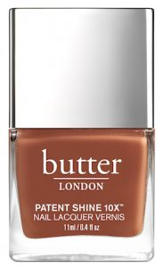 Butter London Patent Shine 10X Nail Lacquer in Keep Calm
