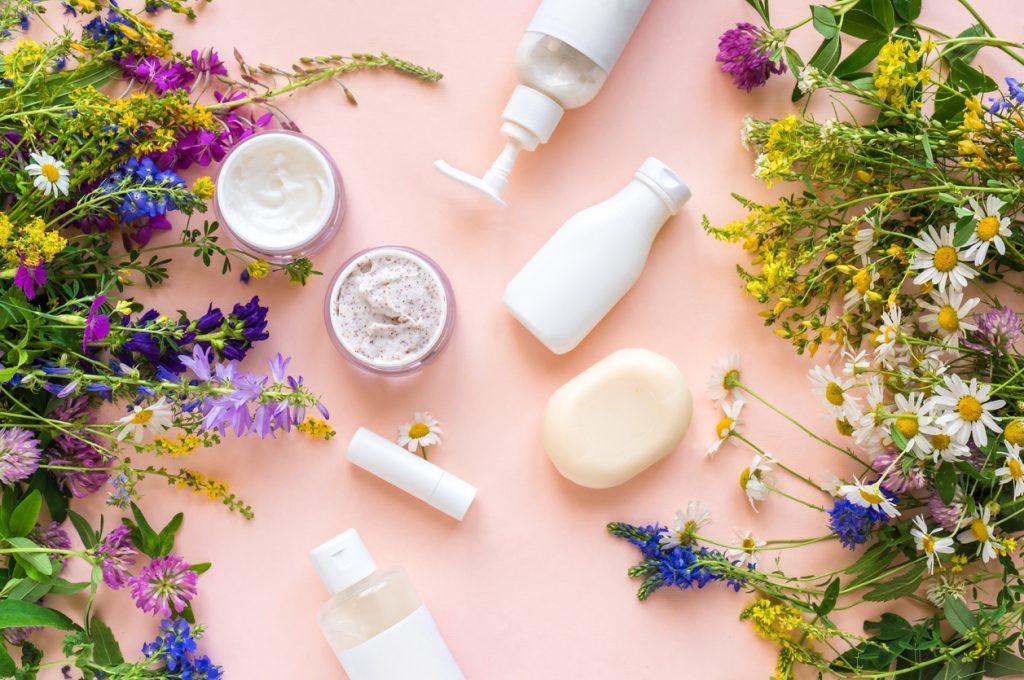 herbs that help skin