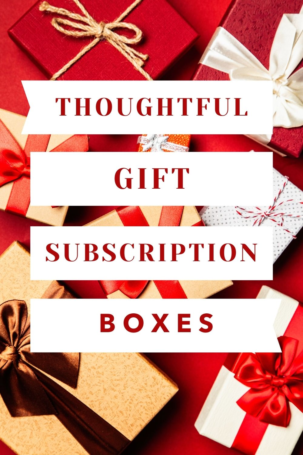 Best Subscriptions to give as gifts for Christmas