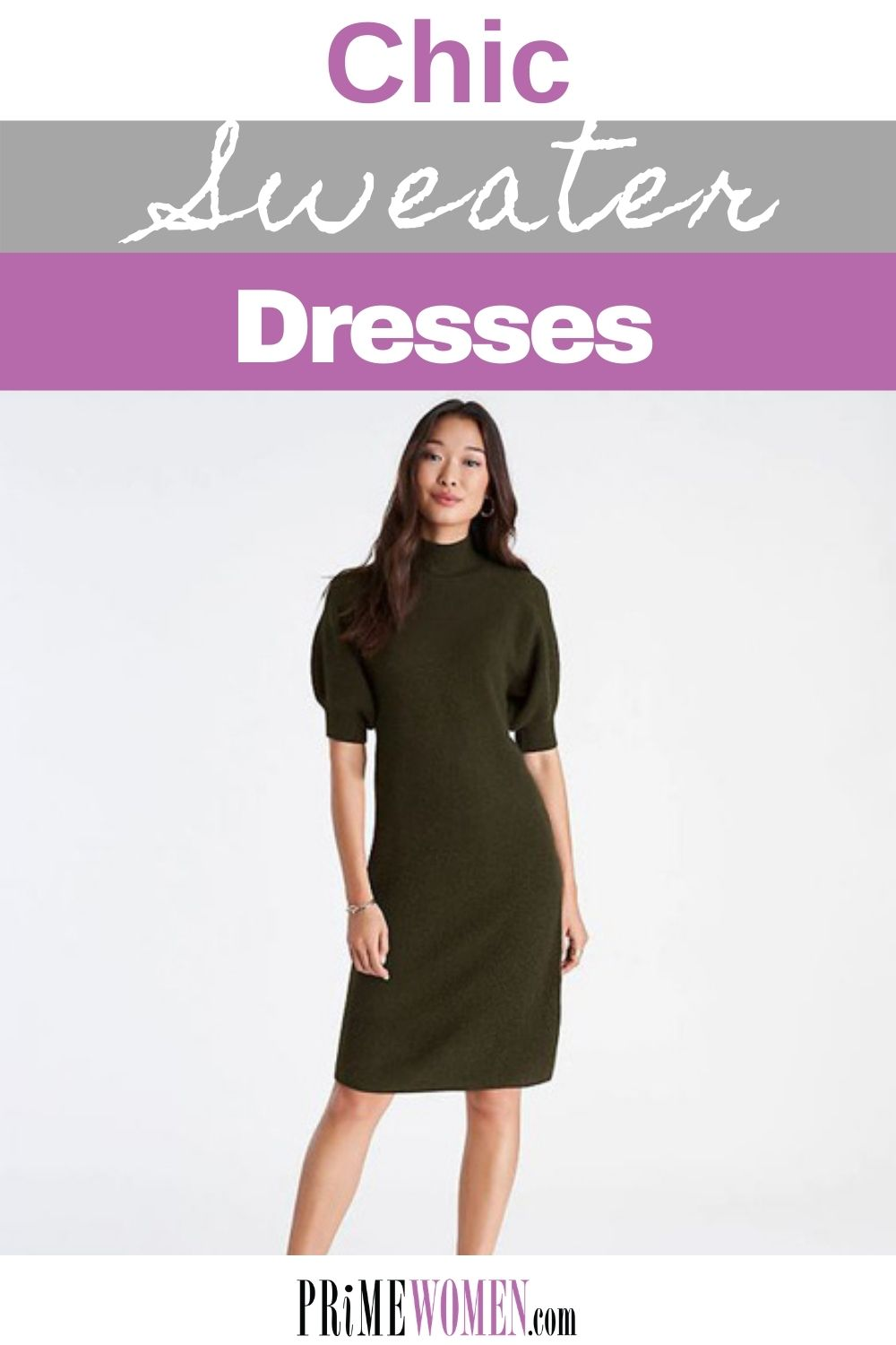 Chic Sweater Dresses