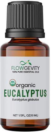 Flowgevity Eucalyptus Essential Oil