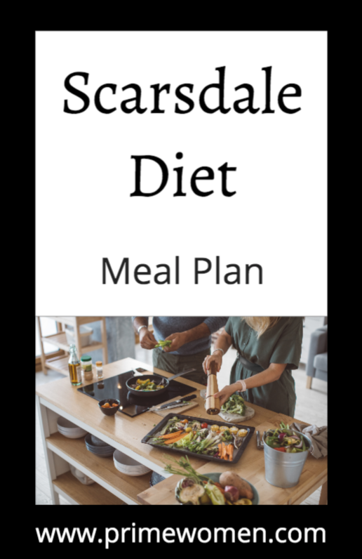 Scarsdale Diet Meal Plan