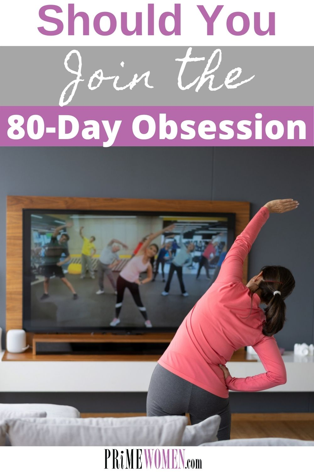 Should you join the 80 day obsession?