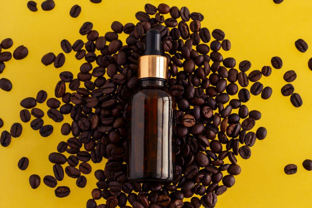 caffeine in skincare