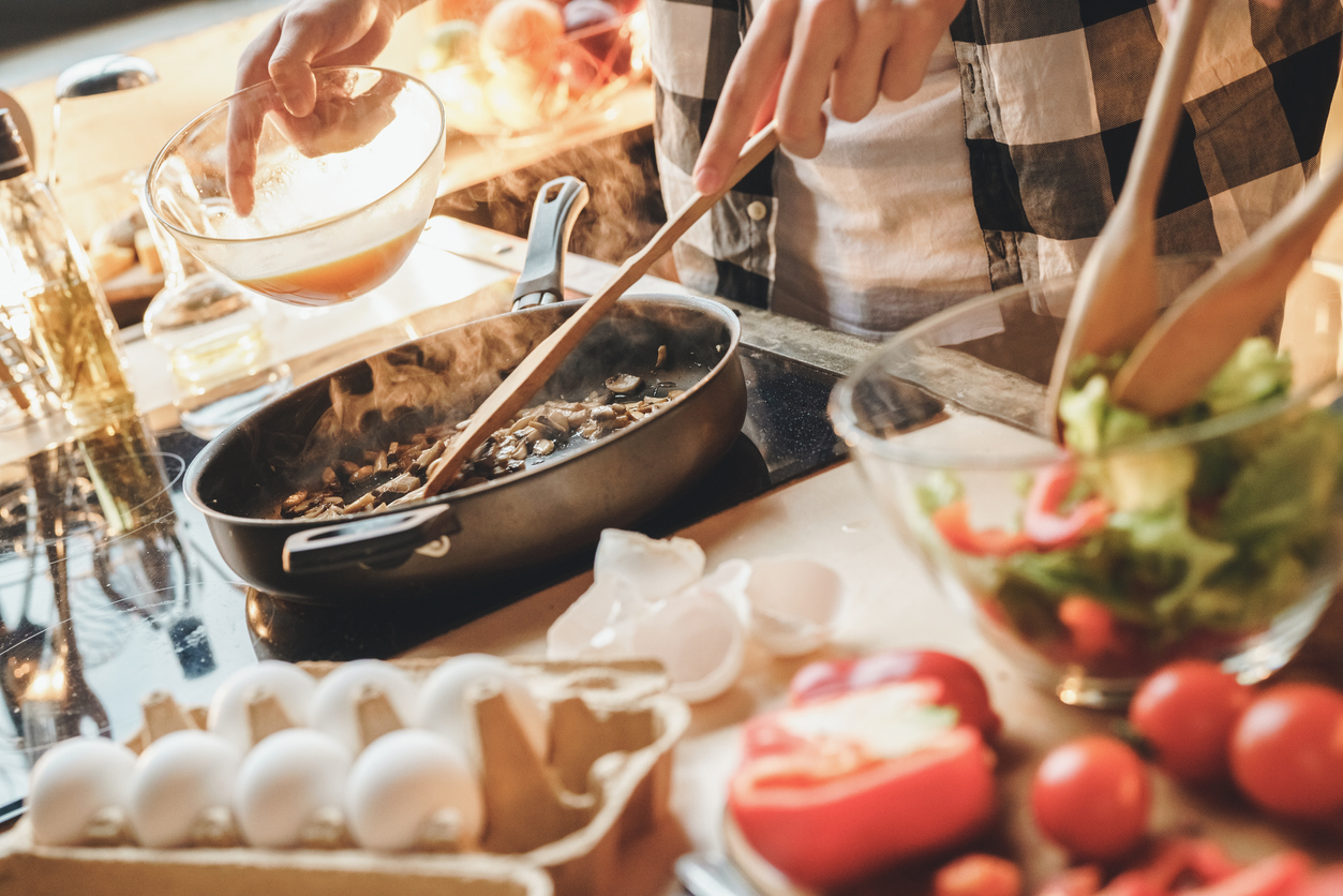 how to create a signature dish