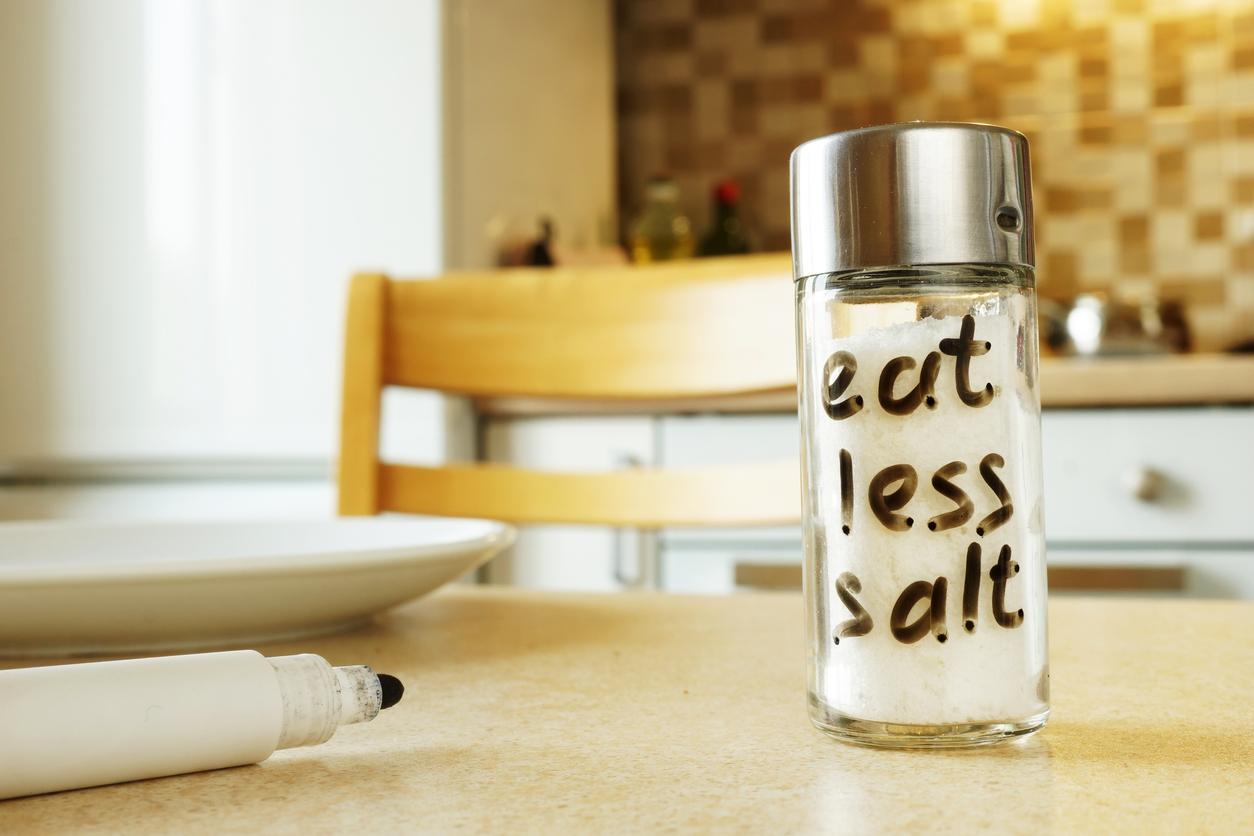 eat less sodium