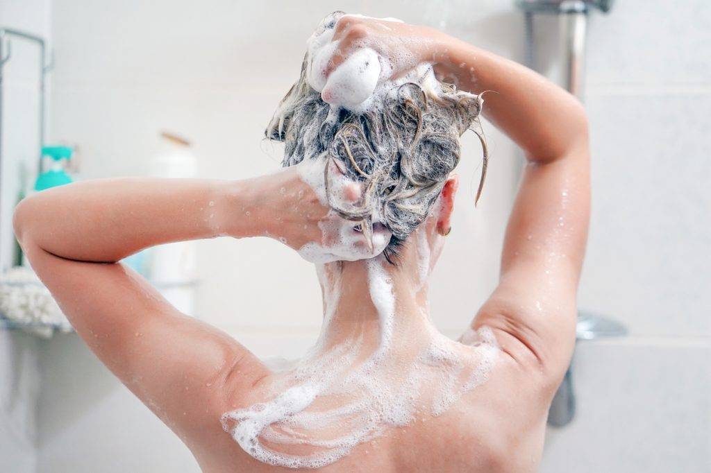 hair washing mistakes
