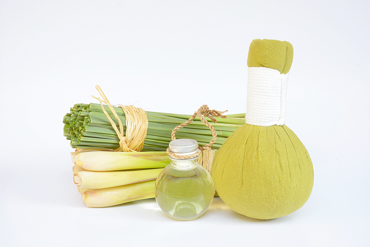 Lemongrass essential oils are perfect for purifying the air in your home
