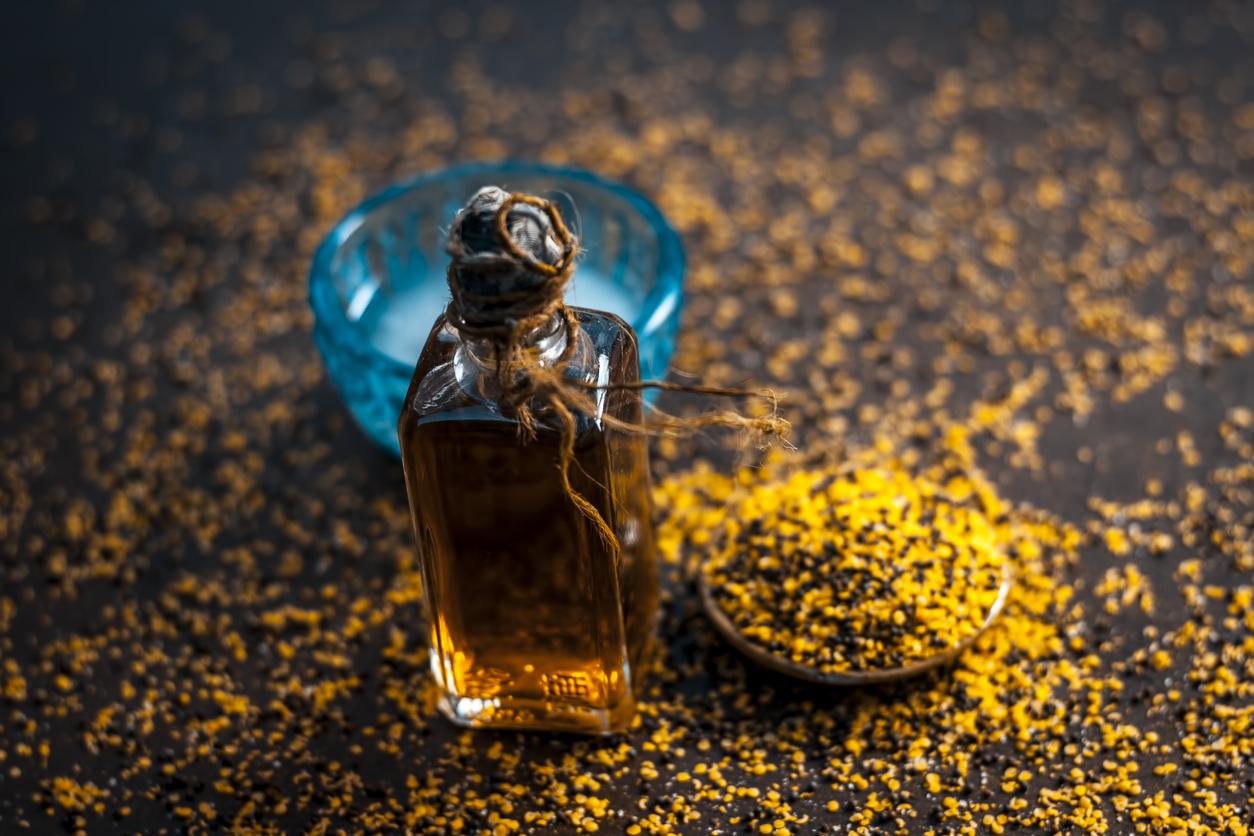 mustard seed oil