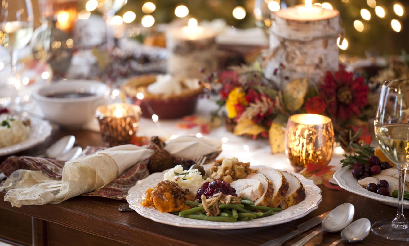 wine pairings for thanksgiving