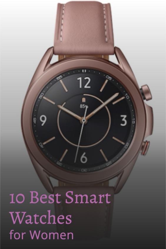 10 Best Smart Watches for Women