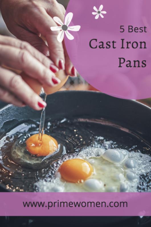 5 Best Cast Iron Pans