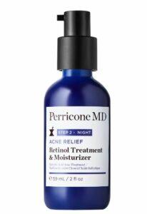Acne Relief Retinol Treatment & Moisturizer