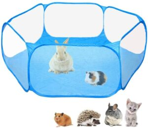 Amakunft Small Animal Cage Tent and gifts for pets