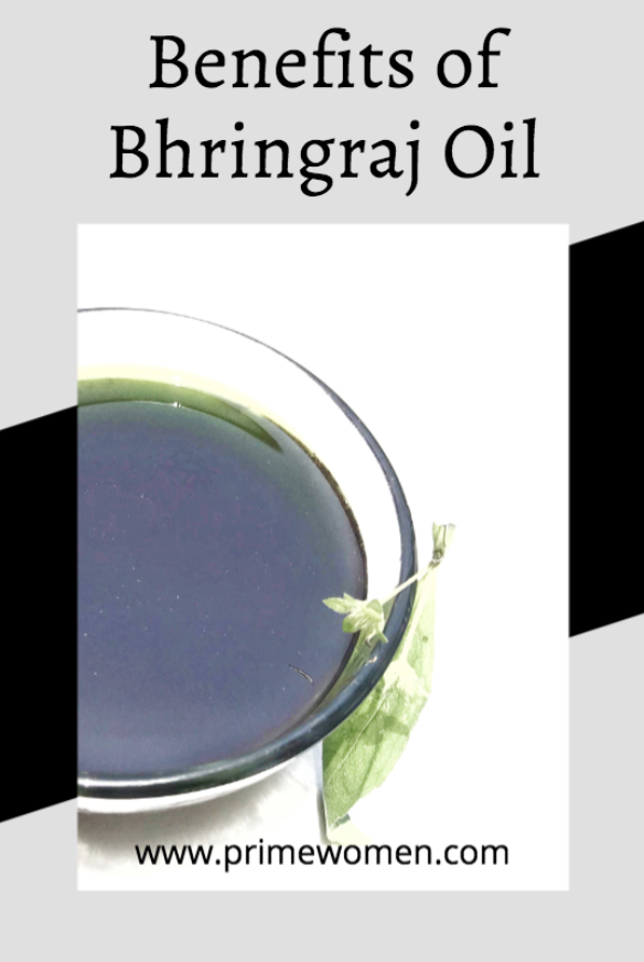 Benefits of Bhringraj Oil