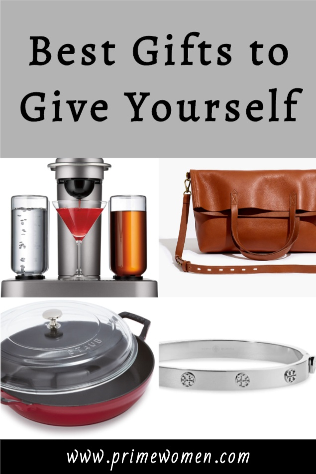 The Best Gifts to Give Yourself