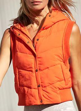 Free People Nature Seeker Puffer Vest