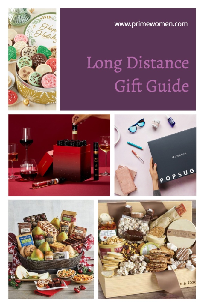 Long Distance Gift Guide for stress free giving this year.