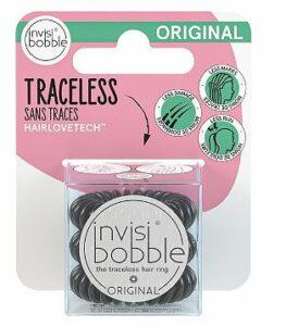 ORIGINAL Traceless True Black Hair Ring