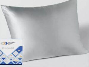 Real 100% Silk Pillowcase
