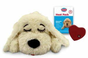 SmartPetLove Snuggle Puppy Heartbeat Stuffed Toy